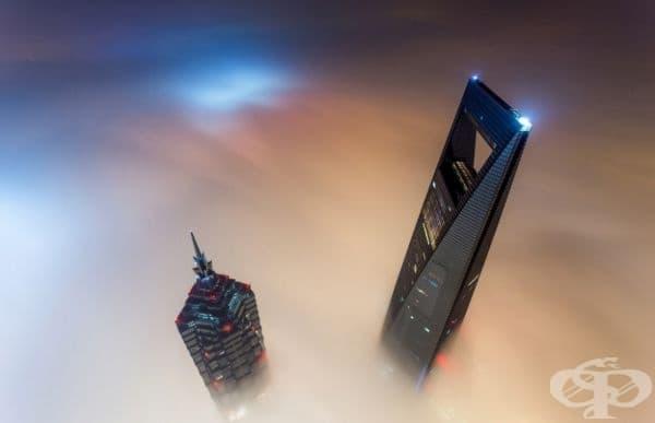 Кулата в Шанхай (фотограф: Vitaly Raskalov).
