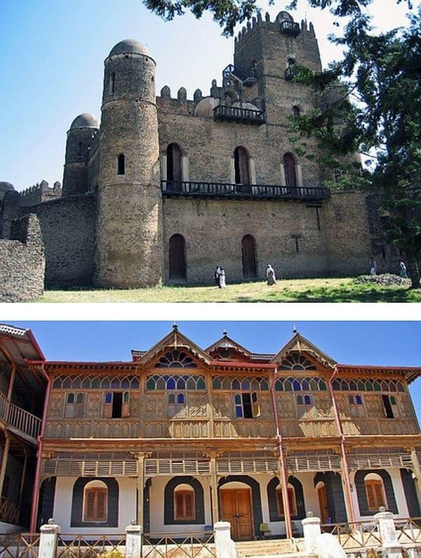 Етиопска архитектура