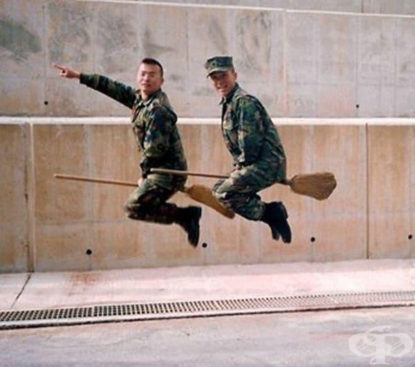 Предвижването по въздух може да се окаже по-добър и бърз вариант.
