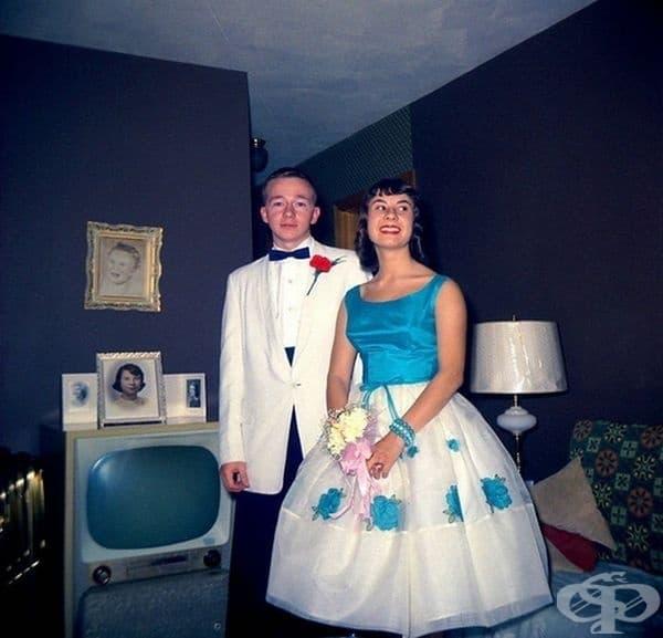 Снимка от 1961г.
