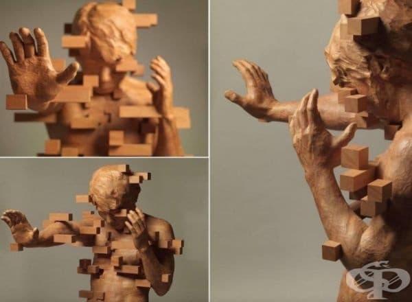 20 дървени скулптори, които са толкова реалистични, че могат да ви изненадат