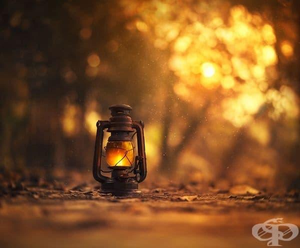 15 изображения, в които главният герой е старинен фенер