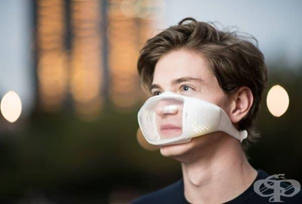 Breaze е нова генерация филтрираща маска, която ви помага да се наслаждавате на чисти въздух в градски условия.