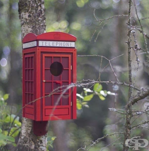 15 уникални къщички за птички