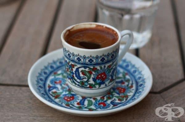 """Кафе с чесън и мед, Турция. Доста популярна напитка в Турция, наричана още """"тайната на старата Moor""""."""