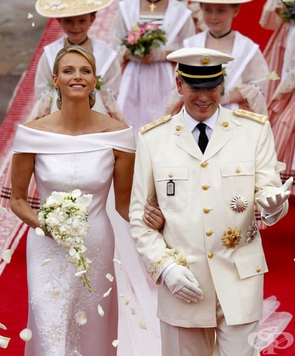 Принцесата на Монако Шарлен, 2011 г.