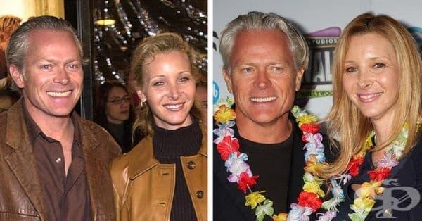 Лиса Кудроу: 23 години брак. Лиза и Мишел Стърн се срещат през 1987 г. През 1995 г. двойката сключва брак.