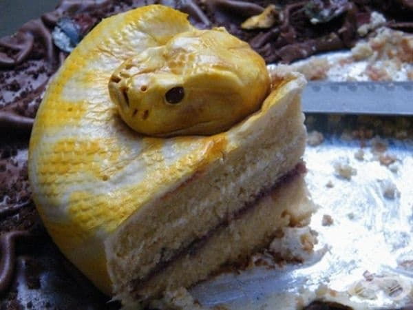 "Торта ""Змия""."