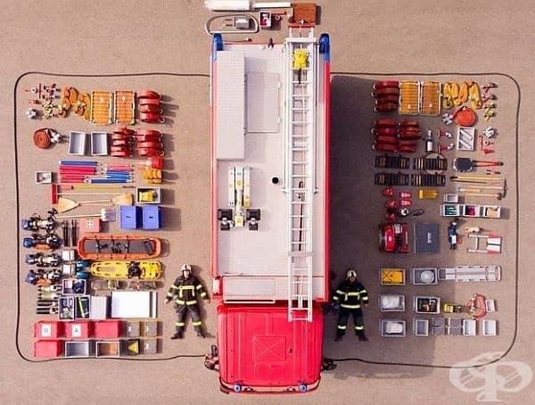 Пожарна служба Ансфелден-Мухен