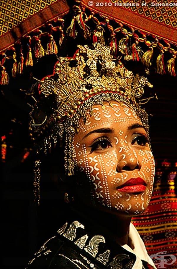 Булка от етноса якан – мюсюлмански народ от о. Басилан, Филипините