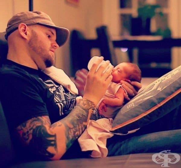 И преди всичко, ценят тихите и спокойни моменти със своето дете.