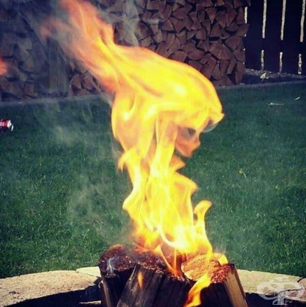 Духът на огъня.
