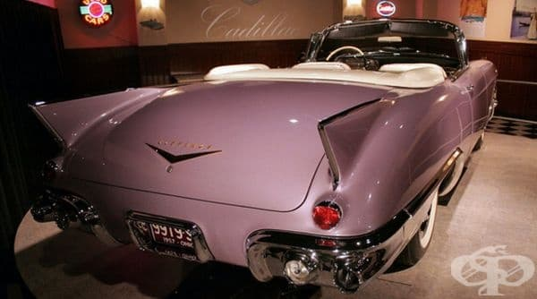 1957 Cadillac.