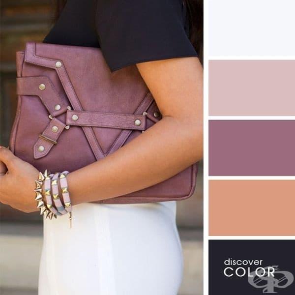 16 цветови комбинации, с които да изглеждате чудесно