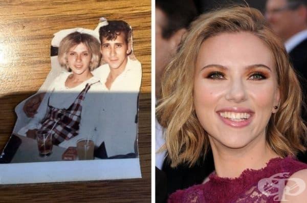 """""""Когато беше млада, сестра ми много приличаше на Скарлет Йохансон."""""""
