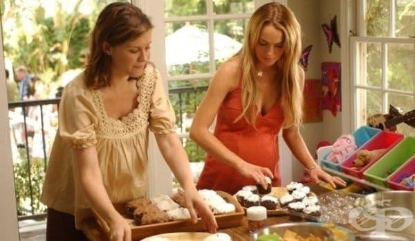 30% от жените изпитват желание да консумират негодна за консумация храна по време на бременност.