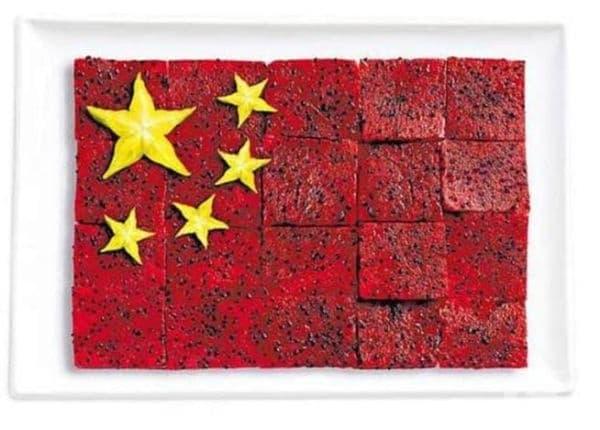 Китай: питая, карамбола