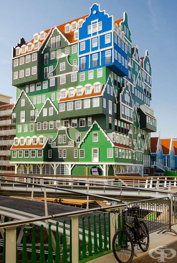 Amsterdam Zaandam Inntel Hotel, Холандия