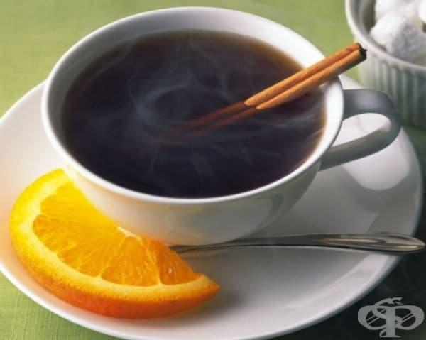 Кафе с портокал, Ямайка. Традиционно Ямайка се асоциира с ром. Не е изненадващо, че и в кафето присъства тази спиртна напитка.
