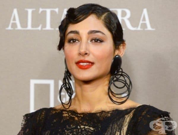 9. Голшифте Фарахани, актриса, Иран/Франция. Актрисата е родена в Техеран. Към момента живее във Франция и често пътува по света за участия в индийски, ирански, европейски и американски филми.