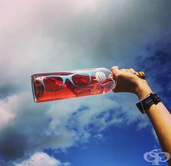 Най-важното е да не прекалявате с розовите очила.