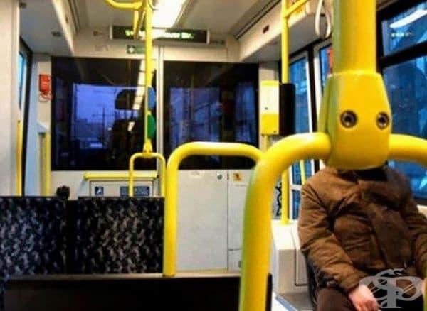 Човекът Playmobil.