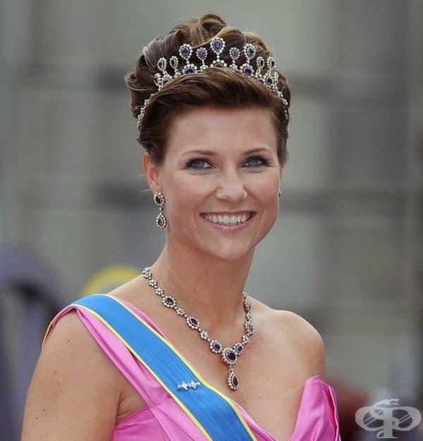 Принцеса Марта Луиз от Норвегия.