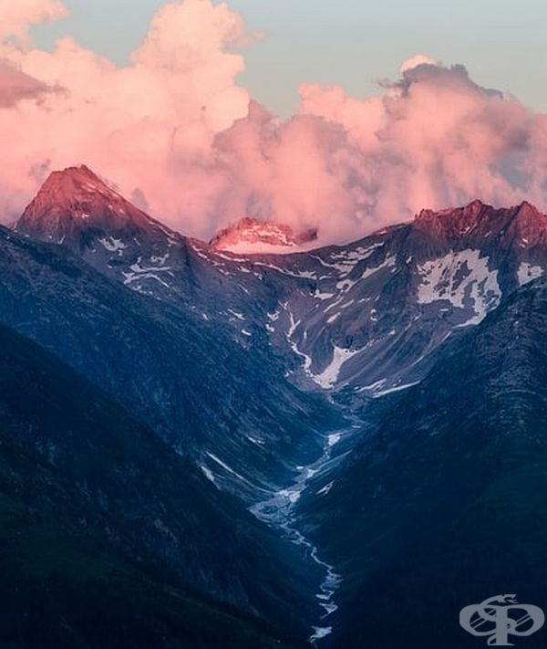 Величествени и така романтични планини.