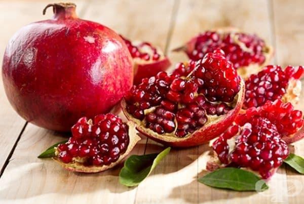 Нарът се използва от векове като лечебен плод. Богат е на витамин С и различни мощни антиоксиданти. Тези плодове могат да предпазят тялото ни от свободните радикали и да намалят възпалението.