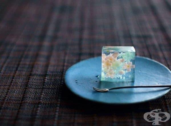 20 японски желирани десерти