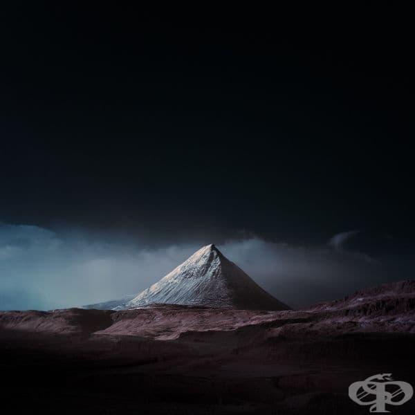 Инфрачервена Исландия