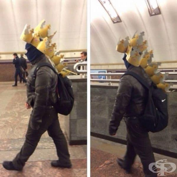 Една корона не е достатъчно!