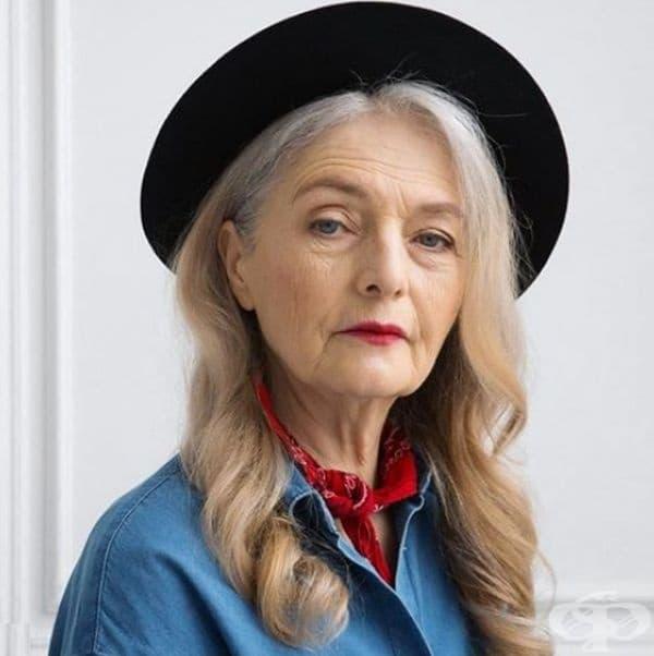 Олга Кондрашева, 71 години.