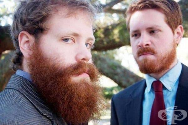 """""""Моят брат си пусна брада, но моята е по-добра""""."""