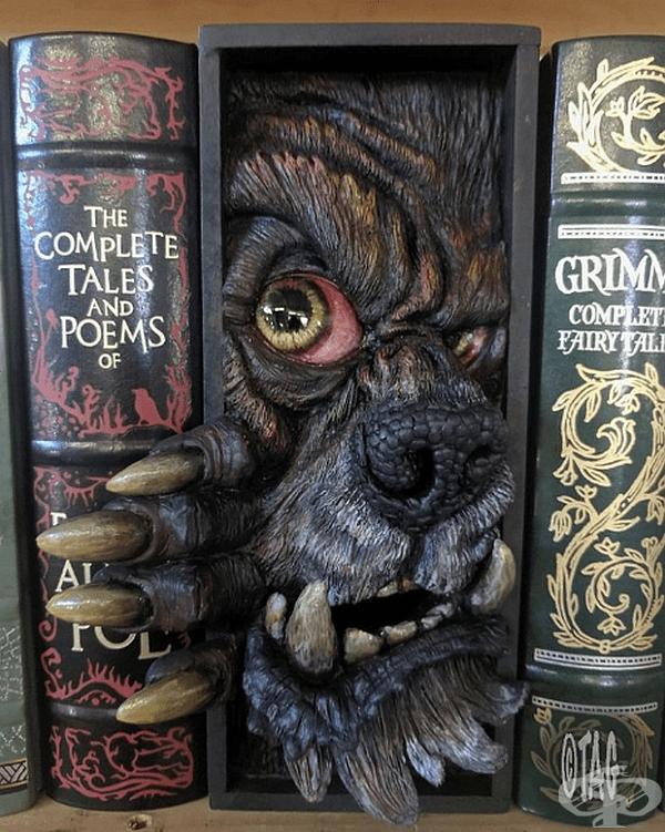 Американски върколак.
