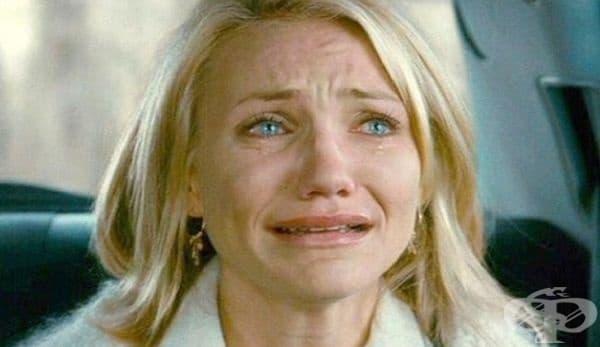 Жените плачат средно по 30-64 пъти годишно, докато мъжете едва 6-17 пъти.
