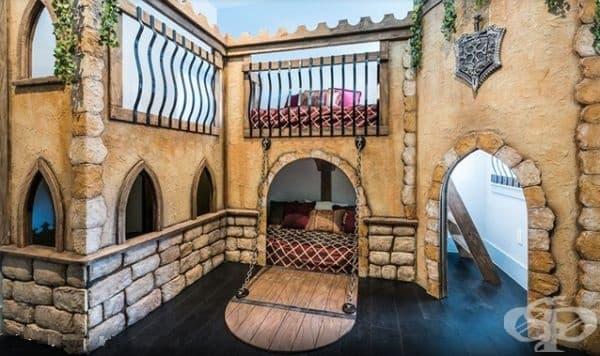 Дворец за принцове и принцеси.