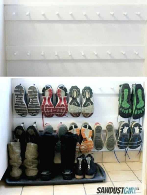 Органайзер за обувки.