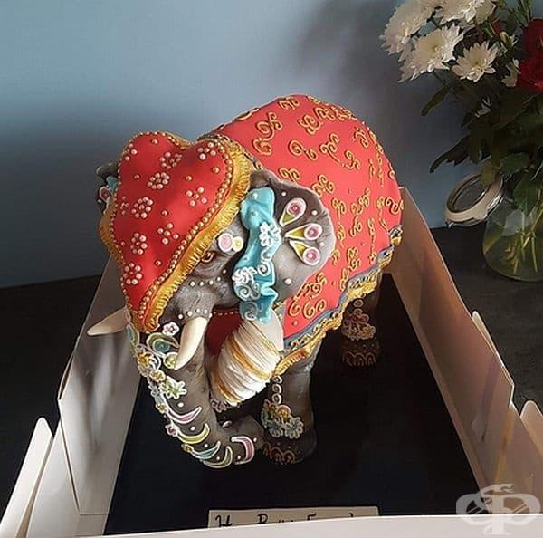 Индийски слон.