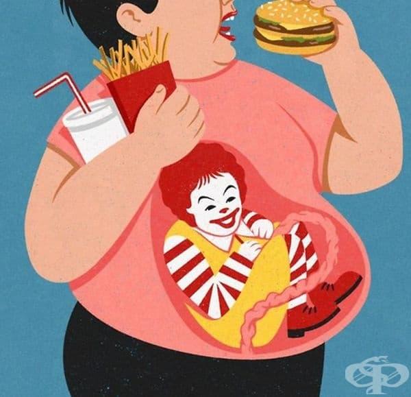 28 илюстрации показват проблемите на съвременното общество