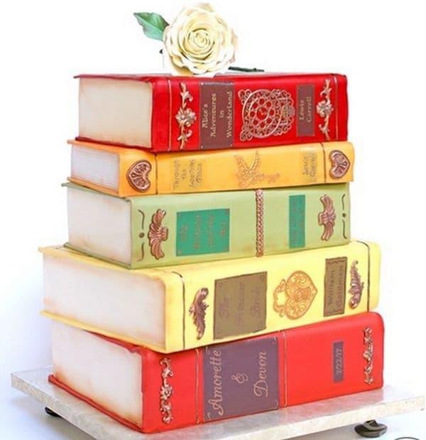 Обикновено книгите не са за консумиране, но всяко правило си има изключение.