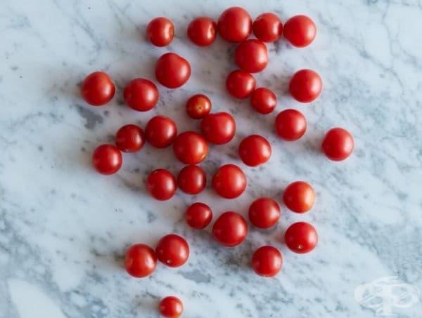 33 чери доматчета = 100 калории