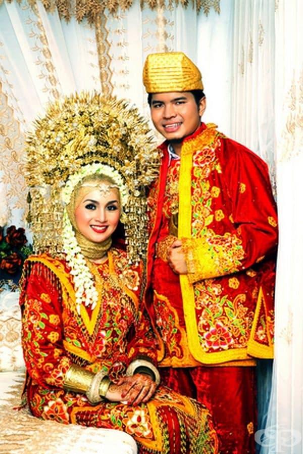 Индонезийска сватба