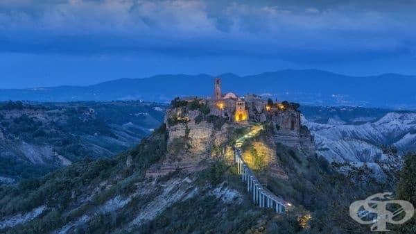 Чивита ди Баньореджо, Италия
