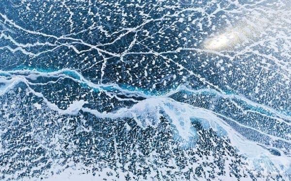 Езерото Байкал, Русия.