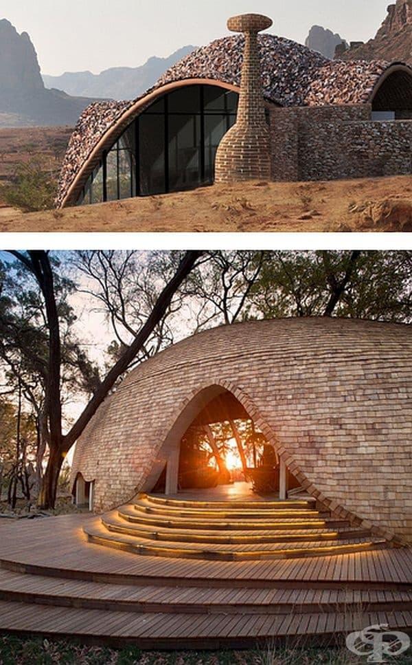 Съвременна африканска архитектура