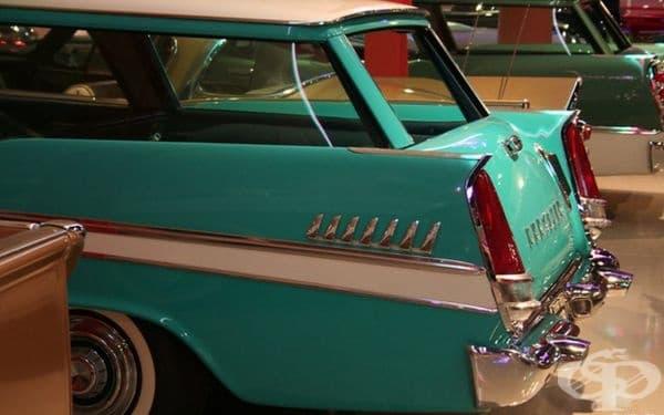 1957 Chrysler New Yorker универсал.
