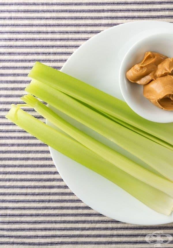 Целина. Чудесна храна само от 14 калории, която придава усещане за ситост.