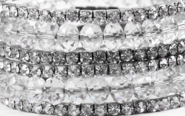 3. Диамант - 55,000 $ за гр. Най-известният скъпоценен камък на Земята и най-добрият приятел на всяка дама.