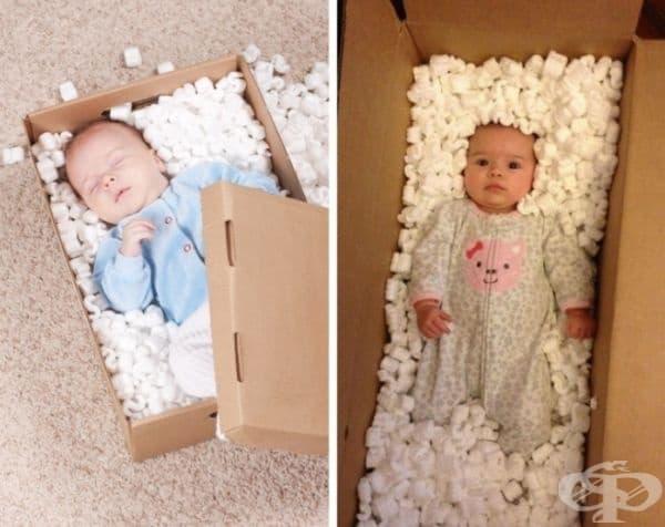 След това е доста трудно да се повярва, че всички сладки бебешки снимки не сапреминали през Фотошоп.